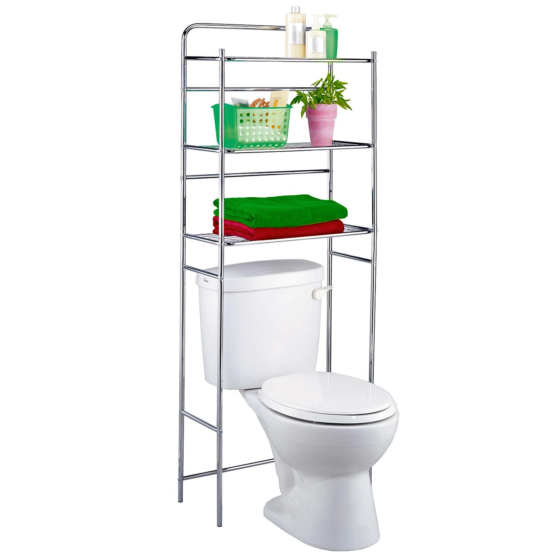 Tatkraft Tanken 3 Tier Bathroom Shelves