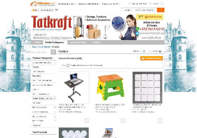 Buy Tatkraft at alibaba.com