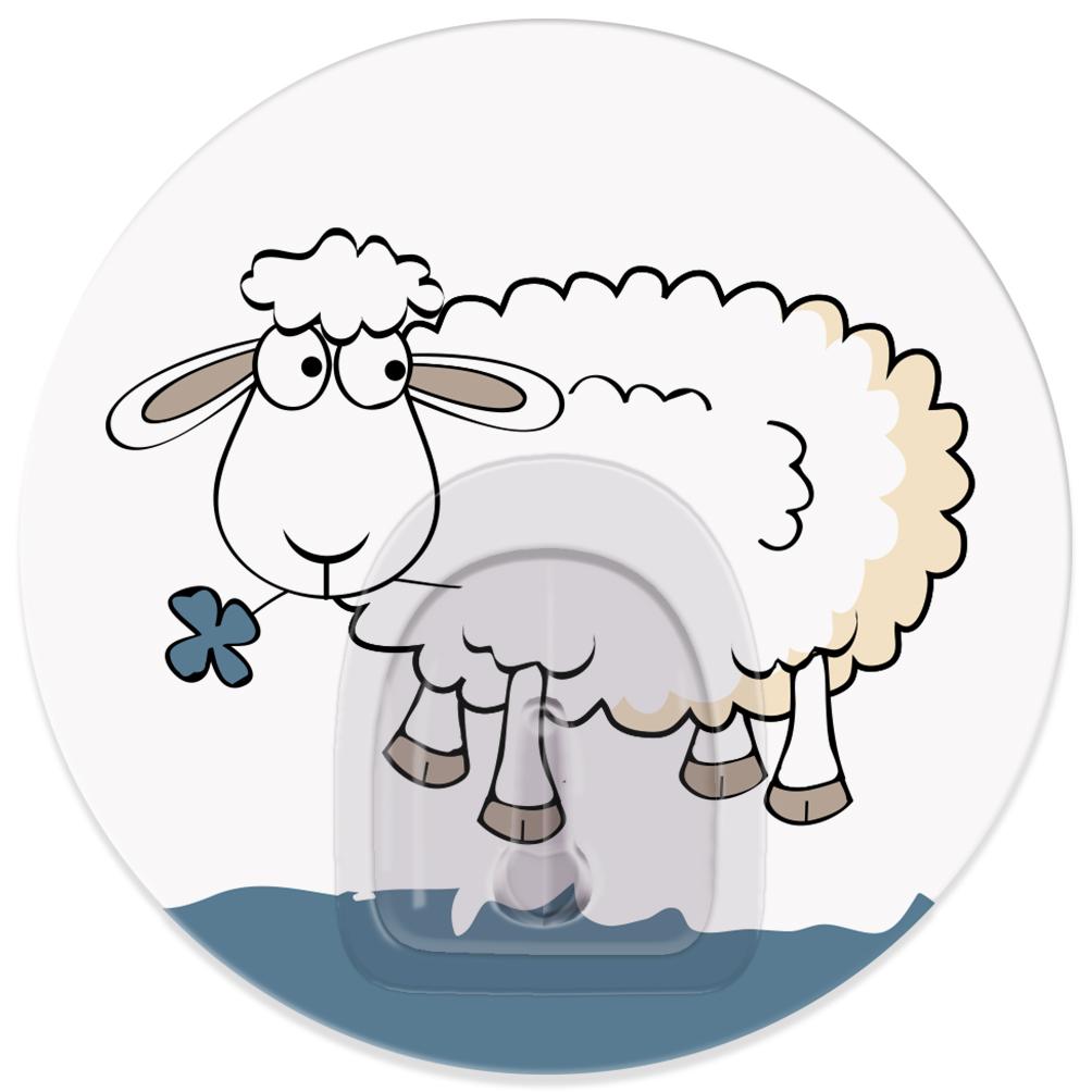 Рисунки смешной овечки