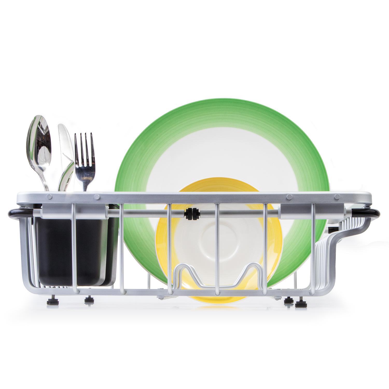 Dish rack compact