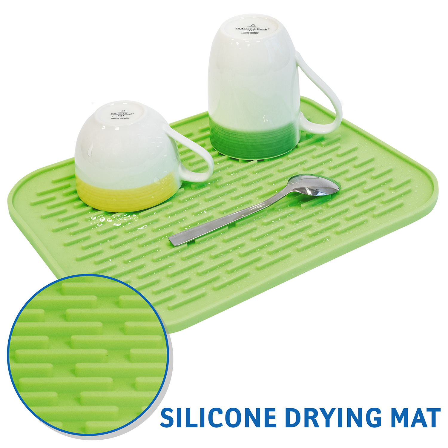 heat-insulation silicone trivet