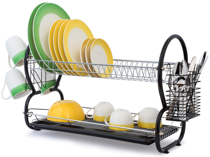 Top-10 up-to-date Dish Drainers & Racks for Kitchen
