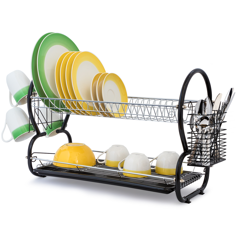 dish rack chrome plated steel