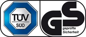 GS & TÜV certificate