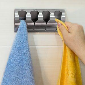FLORIDA self-adhesive hook rack